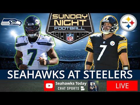 Seahawks Vs Steelers Live Streaming Nfl Week 6