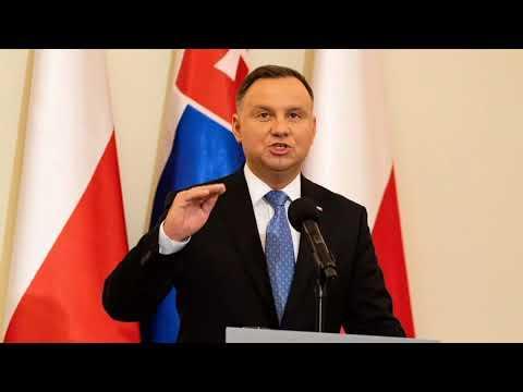 Президент Польши Резко Высказался О России Напомнив О Трагическом Прошлом Польши  Враг Свободы