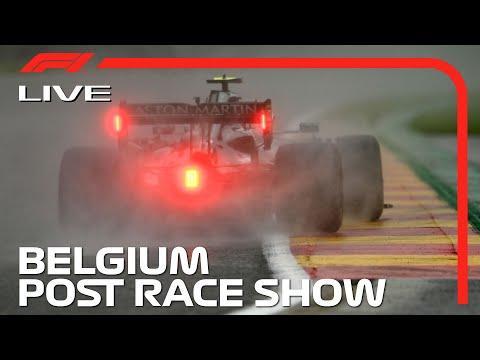 F1 Live Belgian Gp Post Race Show
