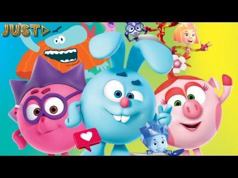 Смешарики И Друзья В Кино Выпуск 1 2021  Трейлер  Мультфильм Детский Семейный