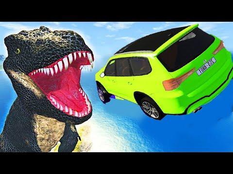 Мультфильм 2021 Про Машинки Для Мальчиков Beamng Drive Аварии Мультик Из Игры Машина Разбивается