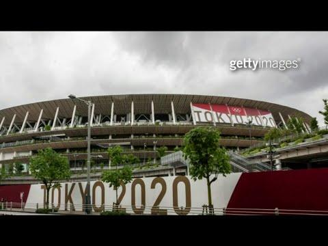 Tokyo Olympics Preparing For Opening Ceremony