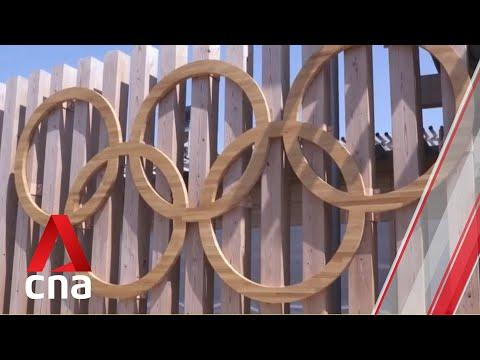 Tokyo Olympics Japan Gears Up For Opening Ceremony Despite Rise In Covid 19 Cases