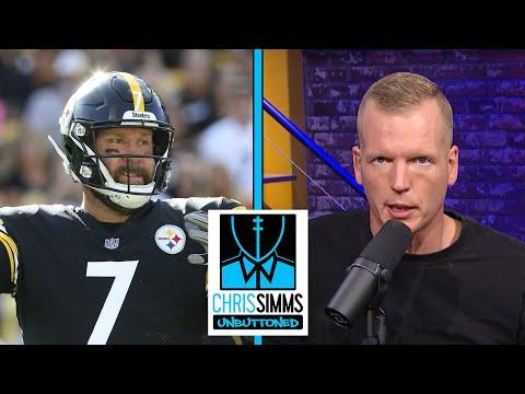 Nfl Week 6 Preview Seattle Seahawks Vs Pittsburgh Steelers  Chris Simms Unbuttoned  Nbc Sports