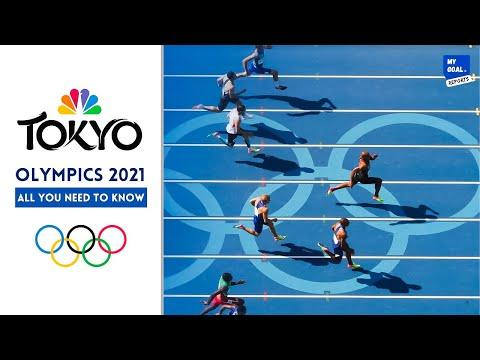 Olympics 2021  All You Need To Know About Tokyo Olympics 2021