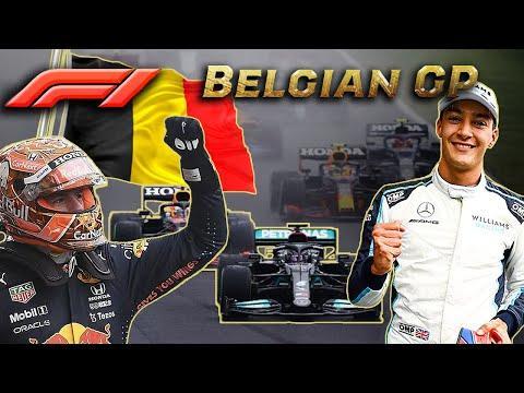 F1 Belgian Grand Prix Live  Stream