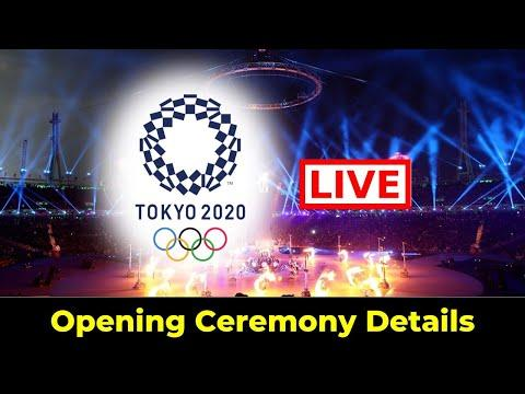 Tokyo Olympics 2021 Opening Ceremony Live Stream Tv Channel How To Watch Date Time  Performers
